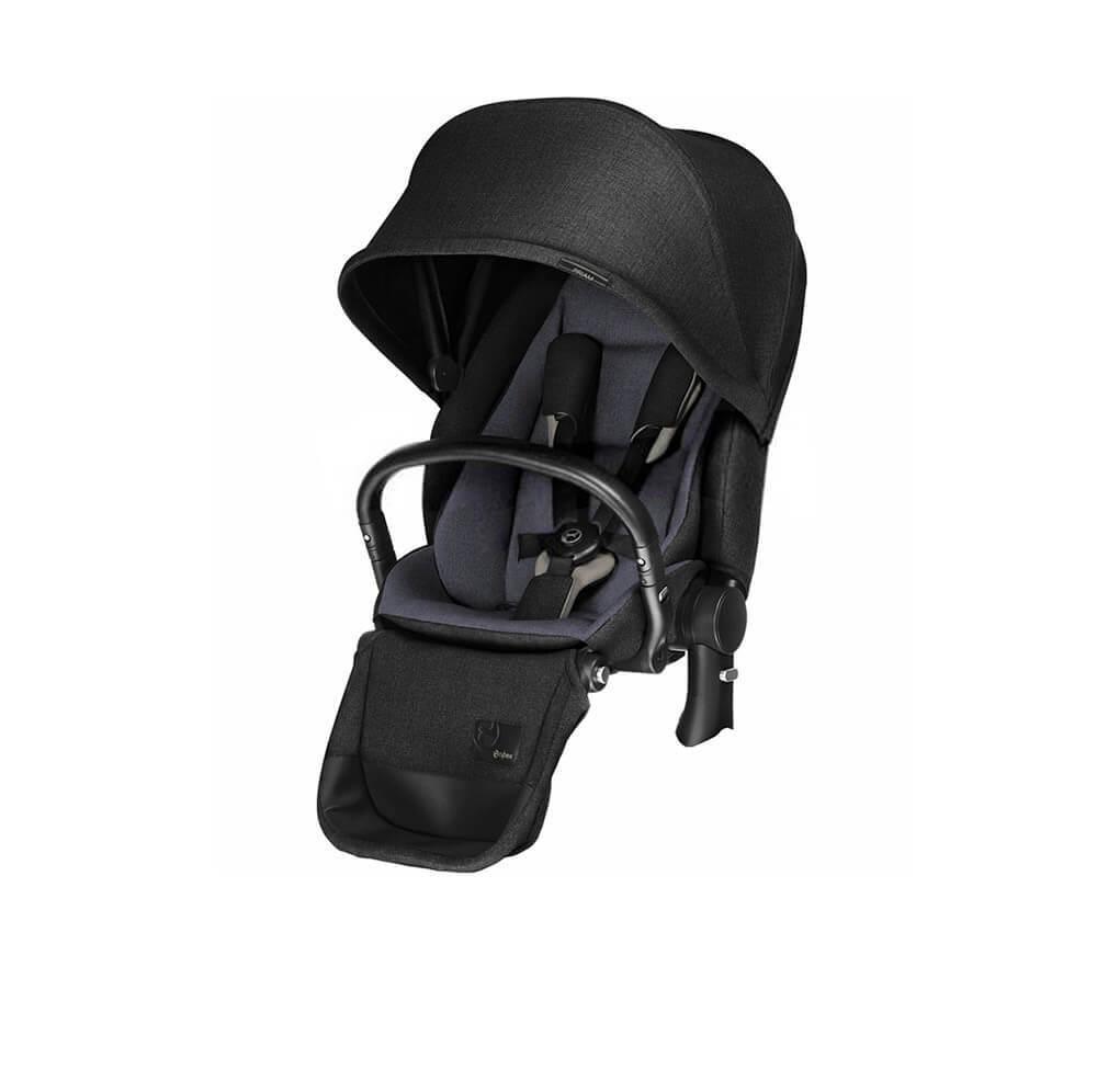 Цвета прогулочного блока Прогулочный блок LUX для коляски Cybex Priam Black Beauty 515215201.jpg