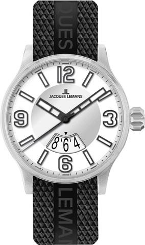 Купить Наручные часы Jacques Lemans 1-1729B по доступной цене