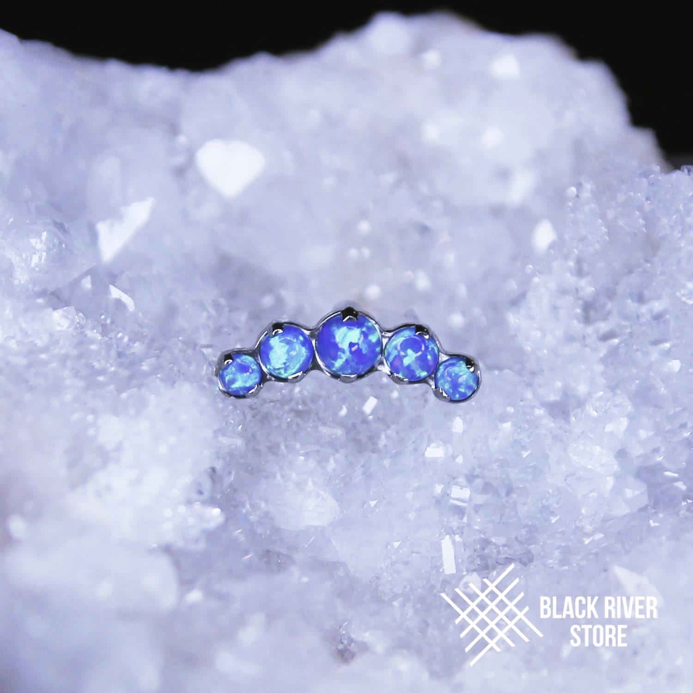 IS Prium Capri Blue Opal