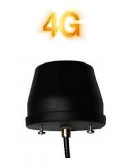 Триада-4596/antenna.ru. Антенна LTE 450 МГц круговая врезная антивандальная
