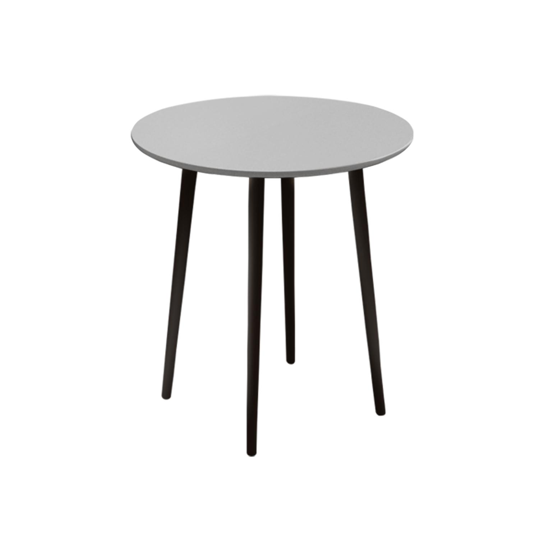 Маленький обеденный стол Спутник 70 см - вид 12
