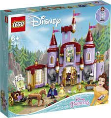 Lego Disney Belle and the Beast's Castle