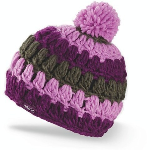 Картинка шапка Dakine Erin Mulberry - 1