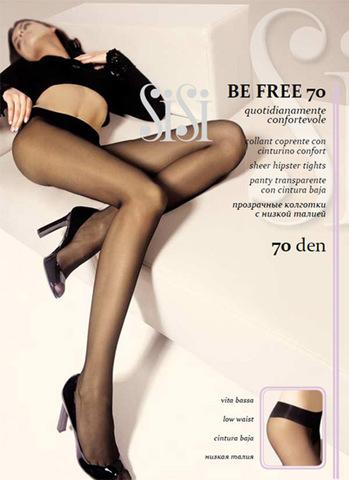 Женские колготки Be Free 70 vita bassa Sisi