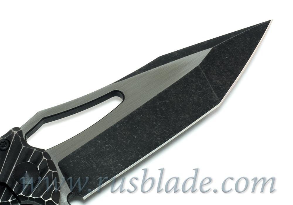 CKF/GAVKO SF Spinner Flipper knife Limited - фотография