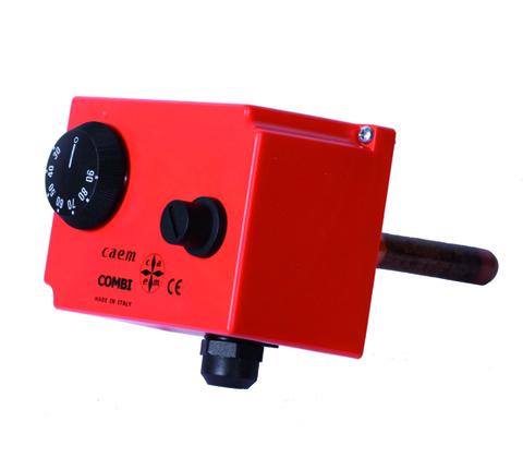 Термостат CAEM COMBI AMR (30÷90°C, 97±3°C) код LP5303