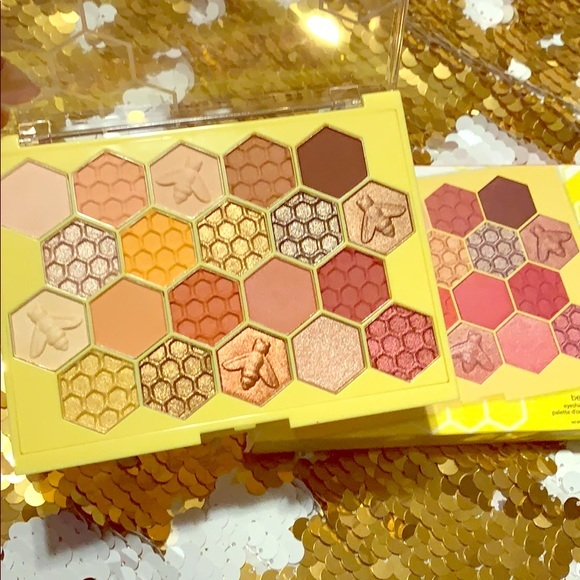 Tarte - Sugar Rush Bee You Eyeshadow Palette