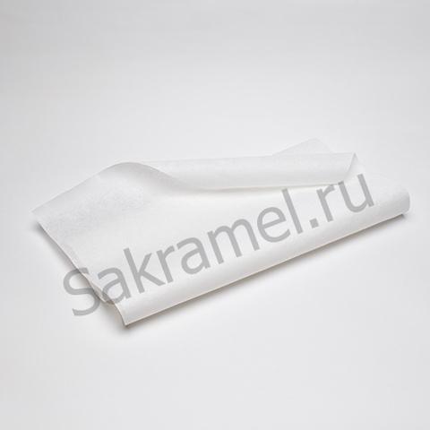 Полотенце стандарт (40 г/м²) (Спанлейс, белый, 45х90 см, 50 шт/упк, штучно)