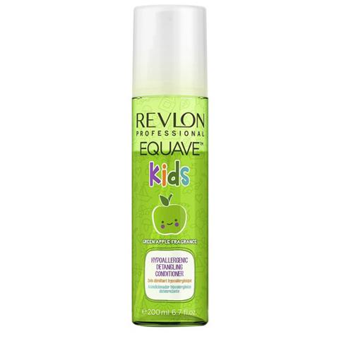 REVLON Equave Kids: 2-х фазный кондиционер, облегчающий расчесывание, для детей (Equave Kids Apple Detangling Conditioner), 200мл