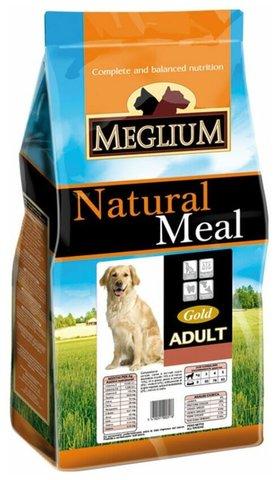 Meglium Adult Gold Breeders Сухой корм для взрослых собак
