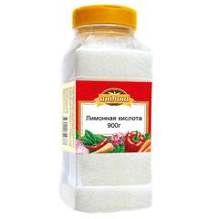 Приправа Индана лимонная кислота, 900г