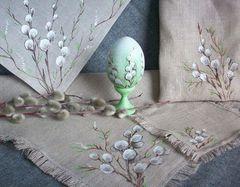 056-2800 Комплект подставка и яйцо( Большое)