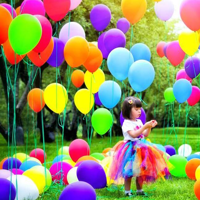 Купить воздушные шары в Перми