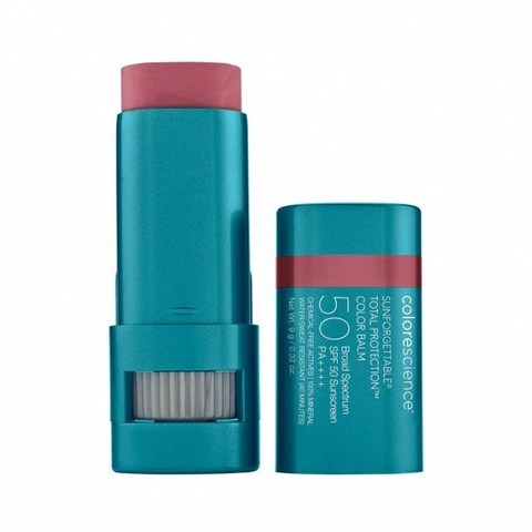 Colorescience Бальзам для губ и румяна Total Protection Color Balm SPF 50