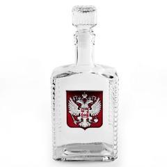 Подарочный набор для водки со штофом «Посольский», фото 2