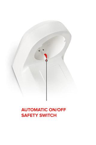 Фен настенный Valera Premium Protect 1200 White