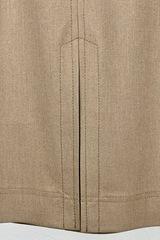 Юбка с накладными карманами