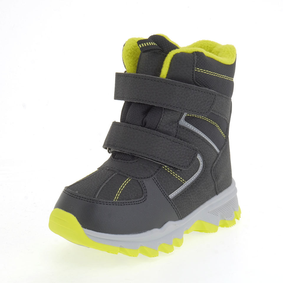 Ботинки ZENDEN _ 17-02BO-068SN черный