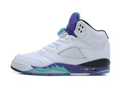 Air Jordan 5 Retro 'Emerald-Grape-Ice Blue'
