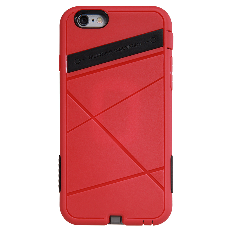 iPhone 6/6s Чехол-ресивер magic case для Apple Iphone 6/6s - i630 i630_red1.jpg
