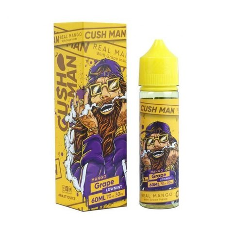 Жидкость Nasty Juice CUSH MAN 60 мл Mango Grape