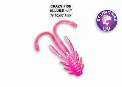 Силикон CRAZY FISH ALLURE 1,1