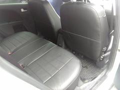 Чехлы на Ford Mondeo универсал 2000–2007 г.в.