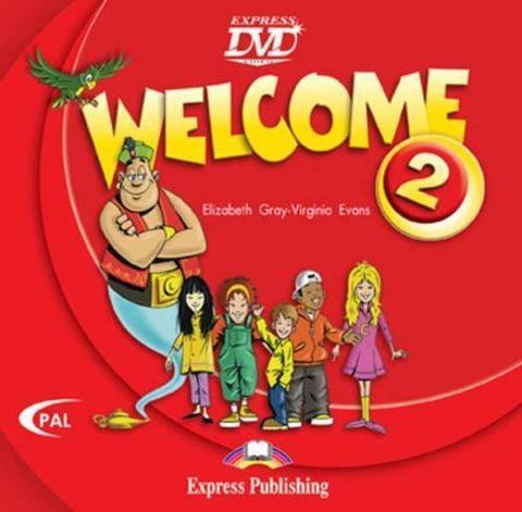 Welcome 2. DVD Video. PAL. DVD видео