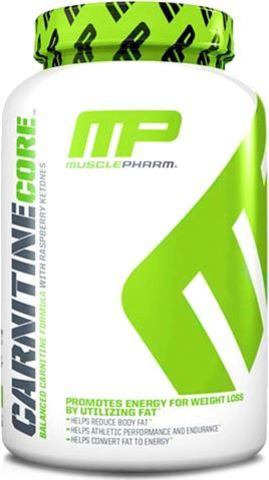 L- карнитин MusclePharm Carnitine Core Caps
