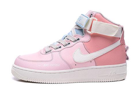 Nike Air Force 1 Mid 'Pink/Grey'