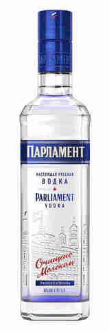 Водка Парламент Классик, 0.7 л