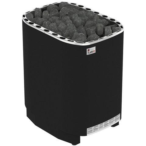 Электрическая печь SAWO FIBER COATED SAV-180NS-P-F (18 кВт, выносной пульт, термопокрытие)
