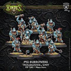 Pyg Burrowers Unit BOX*