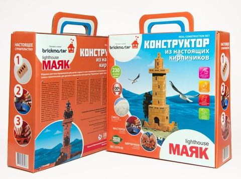 Конструктор BRICKMASTER - Маяк, 230 деталей