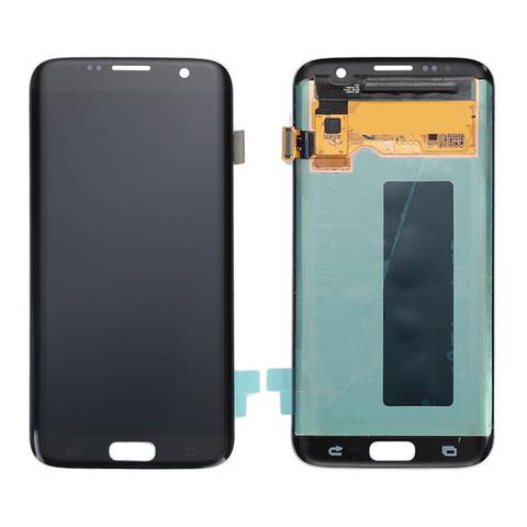 LCD SAMSUNG Galaxy S7 Edge G935F + Touch Black Orig