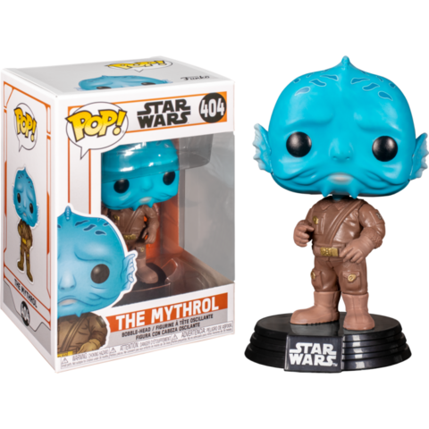 Фигурка Funko Pop! Star Wars: The Mandalorian - The Mythrol