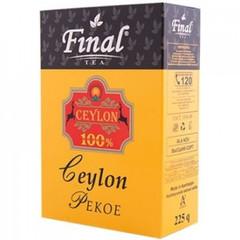 Çay \ Чай \ Black Tea FINAL Ceylon Pekoe 225 q