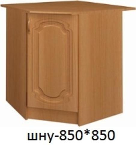 Шкаф нижний угловой ШНУ 850*850