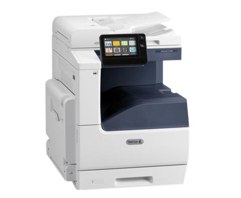 Цветное (МФУ) Xerox VersaLink C7030 настольный