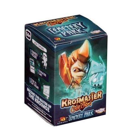 Krosmaster Collection: Cemetery Park Blind Box