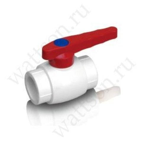 Шаровый кран для гор. воды PPR (W) - 50