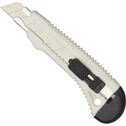 Нож канцелярский Bantex с фиксатором (ширина лезвия 18 мм)
