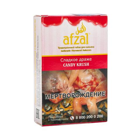 Табак Afzal 40 г Candy Krush (Сладкое Дроже)