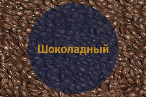 Солод Шоколадный / Chocolat, 800-1000 EBC 1 кг