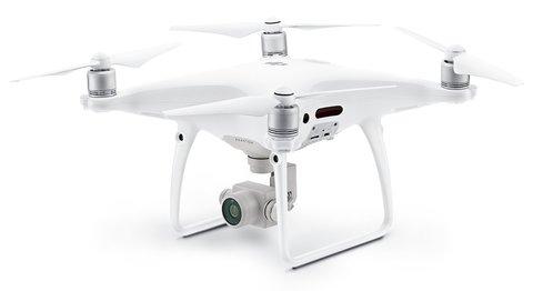 Квадрокоптер DJI Phantom 4 Pro+ (PLUS) V2.0 с монитором