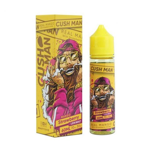 Жидкость Nasty Juice CUSH MAN 60 мл Mango Strawberry