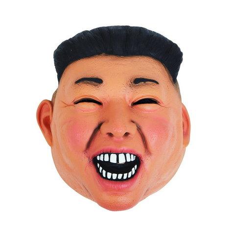Маска Ким Чен Ына винил