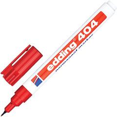 Маркер перманентный Edding E-404/2 красный (толщина линии 0.75 мм)