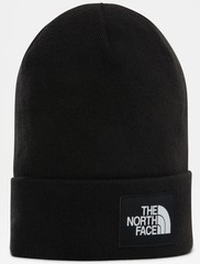 Шапка The North Face Dock Worker Recycled Beanie Tnf Black