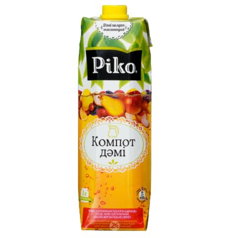 Напиток PIKO Компот 1 л т/п КАЗАХСТАН